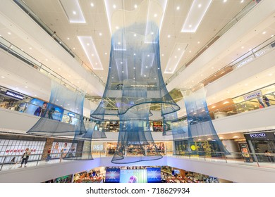 Event hall at SM Megamall on Sep 10, 2017 in Metro Manila, Philippines
