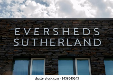 Eversheds Sutherlands Company Building At Amsterdam The Netherlands 2019