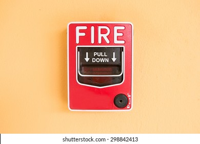 Every commercial building is required to have a fire alarm