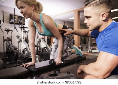 Every exercise must be done precisely