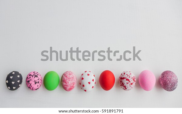 Every year is a challenge to anticipate a new and different approach to paint and decorate eggs with flair and style  / Easter eggs / Exclusively hand painted and all original artworks by yours truly