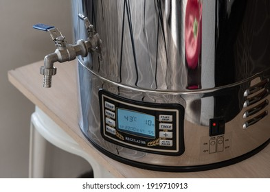 Everyday more and more people brew at home, using various equipment