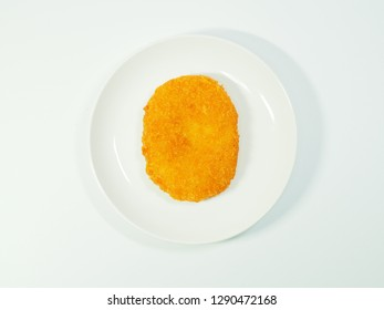 Everyone loves croquette, Japanese croquettes taste croquette, very delicious Japanese specialty croquette