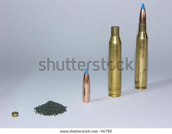 Evolution of a Rifle Round