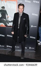 """Ewan McGregor at the """"Haywire"""" Los Angeles Premiere, Directors Guild Of America, Los Angeles, CA 01-05-12"""