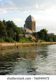 Exaltation of Holy Cross church in Ternopil city, Ukraine