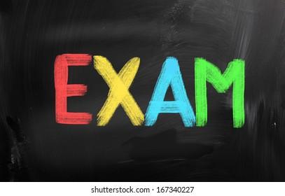 Exam Concept