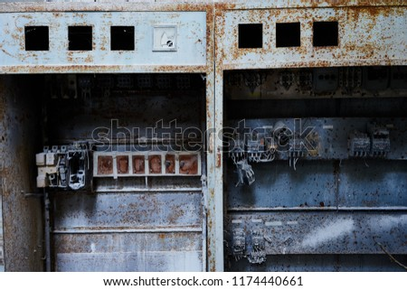 examples of industrial areasabandoned