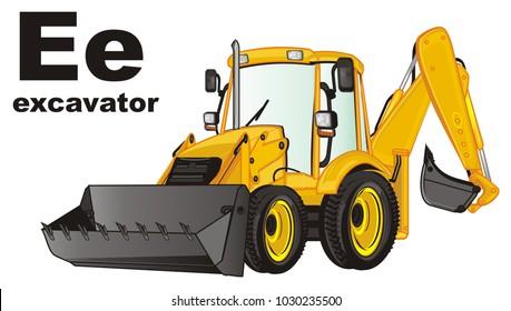 excavator and abc