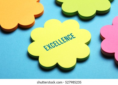 Excellence, Business Concept