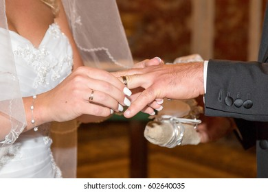 Royalty Free Wedding Ring Exchange Stock Images Photos Vectors