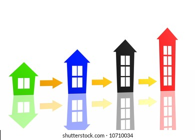 exchange of houses
