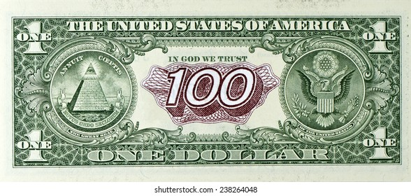 exchange rate of the dollar exceeded a hundred rubles. United notes one dollar and hundred rubles