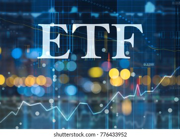 exchange traded funds or etf
