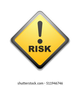 Exclamation Risk sign