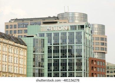 Exclusive Abion Hotel in Berlin - BERLIN / GERMANY - AUGUST 31, 2016