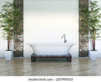 Exclusive Luxury Bathroom Interior