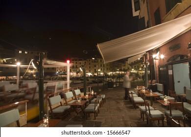 Exclusive Portofino at sunset