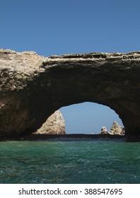 Excursion to the Ballestas Islands near Paracas, Peru