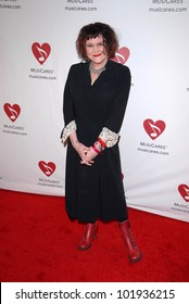 Exene Cervenka at the 6th Annual Musicares MAP Fund Bevefit Concert celebrating women in  recovery, Club Nokia, Los Angeles, CA. 05-07-10
