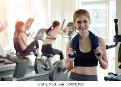 Exercise for health and beautiful shape, is the dream of every woman.