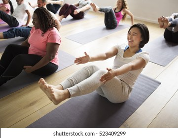 Exercise International Group Relaxation Fitness