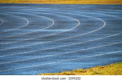 Exercise Running Track