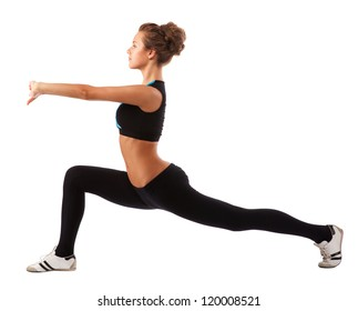 Exercise is a side view