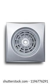 Exhaust fan for flat