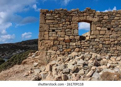 Exotic beaches - Itanos, Crete, Greece