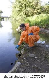 Expert analysis of water