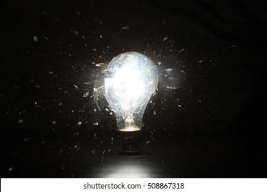 Exploding Bulb