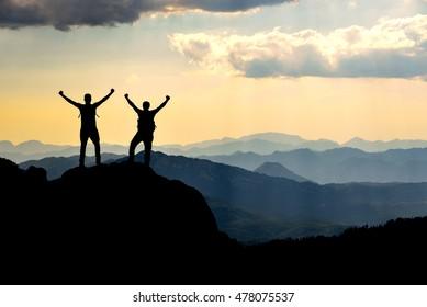 explore the mountain & explore the mountain