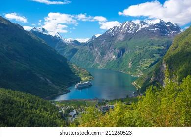 Explore Norway fjords