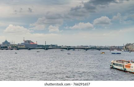 Explore St. Petersburg