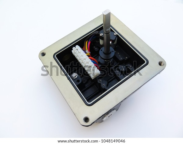 Explosion Proof Instrument Position Switch Terminal Stock