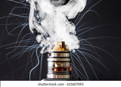 Explosion vaping