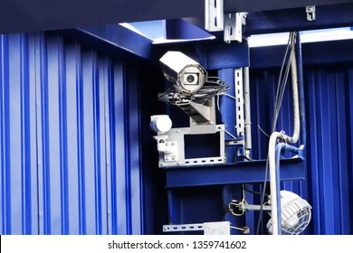 explosion-proof surveillance camera