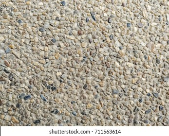 exposed aggregate finish walls / background textures