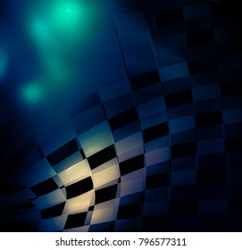 expressive grungy abstract background. racing texture