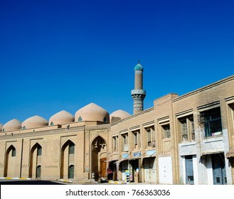Exterior of famous Al-Mustansiriya University and Madrasah 31 october 2011 Baghdad, Iraq