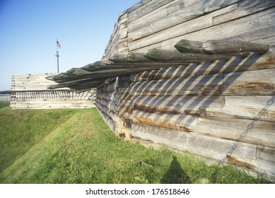 Exterior of Fort Stanwix National Monument, Rome NY