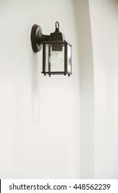 Exterior Light Wall Vintage Design