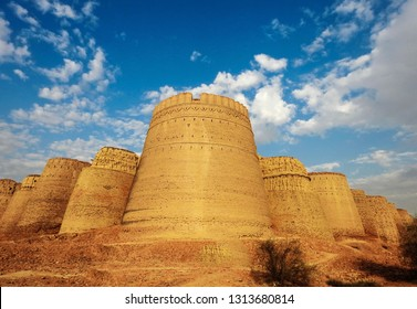 Exterior view of the Historic (Derawar) fort