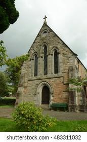 External View of Dollar Church