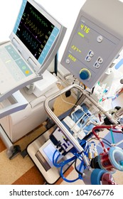 extracorporeal membrane oxygenation (ECMO) withiIntra-aortic balloon counterpulsation in ICU