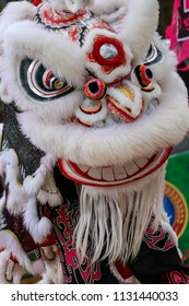 Extraordinary costumes worn by performers at the 2018 Lunar New Year Festival in Houston, TX.