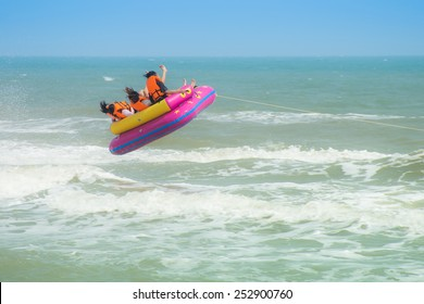 Extream banana boat