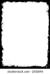 Extreme Edged frame (high resolution)