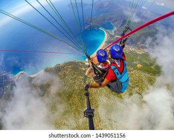 Paragliding Man Images, Stock Photos & Vectors   Shutterstock